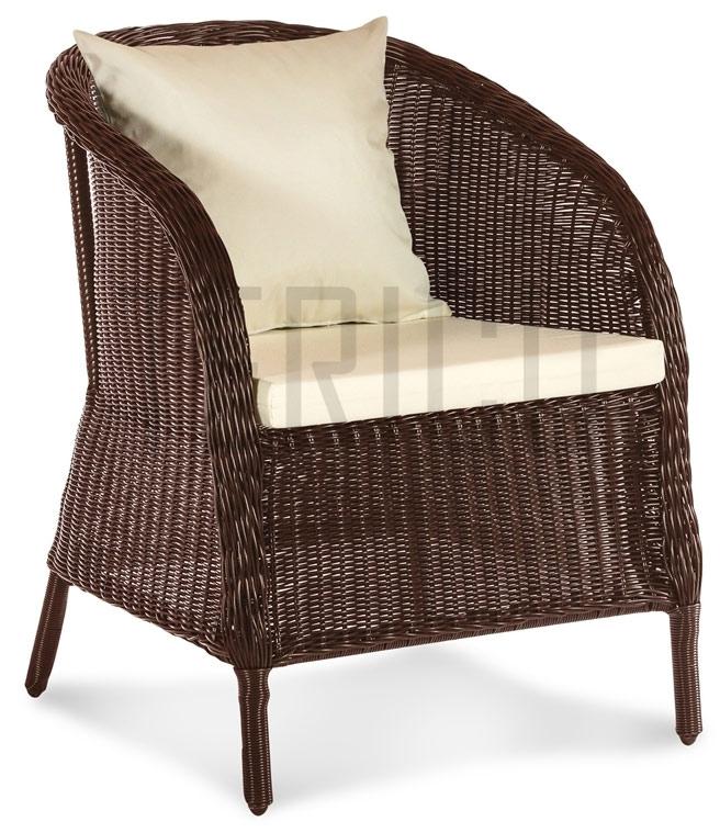 Фото Кресло «Мехико» с подушкой для сидения Terico - sofino.ua