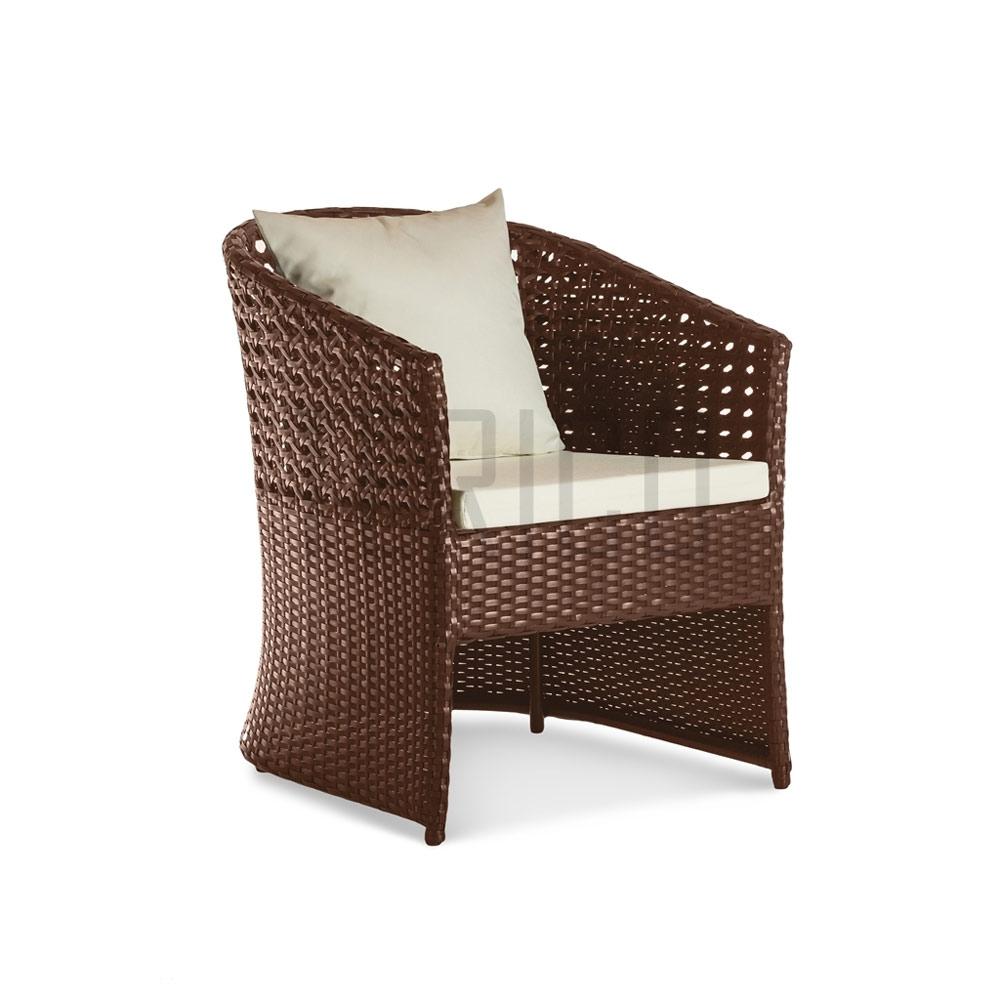 Фото Кресло «Бейлис» с декоративной подушкой Terico - sofino.ua