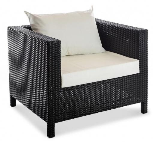 Фото Кресло «Египет» 80*90 подушка для сидения и под спину Terico - sofino.ua