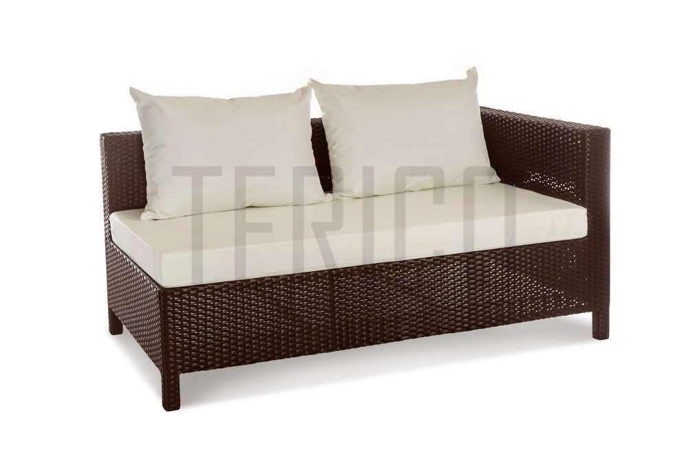 Фото Модуль угловой левый «Египет» 80*150 с декоративной подушкой Terico - sofino.ua