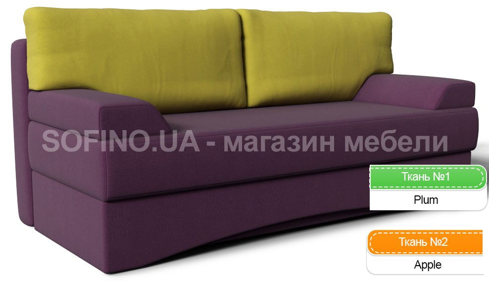 Фото Диван «Барселона Color» Zenit Color - sofino.ua