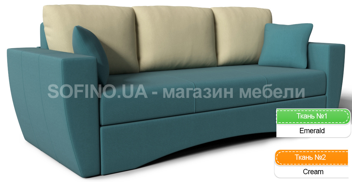 Фото Диван «Честер Color» Zenit Color - sofino.ua