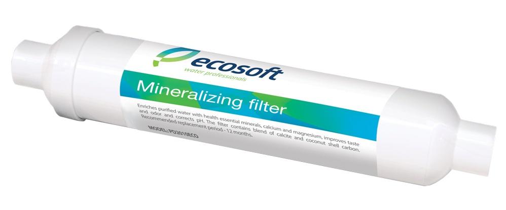 Фото Минерализатор для систем обратного осмоса «PD2010ECO» Ecosoft - sofino.ua