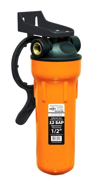 Фото Фильтр механической очистки FPV12HWF1 «Filter1» для горячей воды Ecosoft - sofino.ua