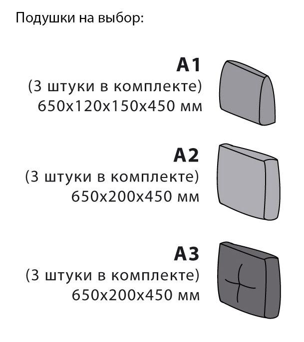 Фото Диван угловой «Комби 1» ППУ Матролюкс - sofino.ua