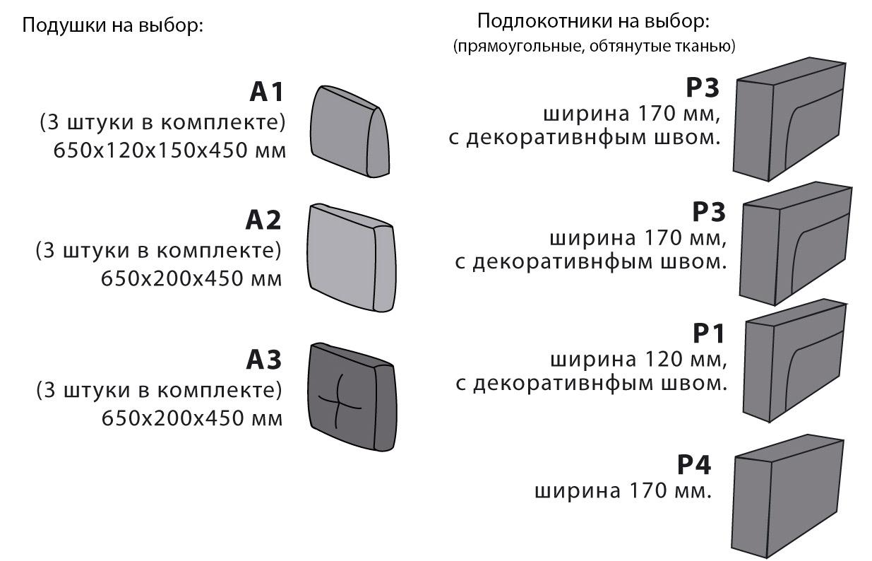 Фото Диван угловой «Комби 2» ППУ Матролюкс - sofino.ua