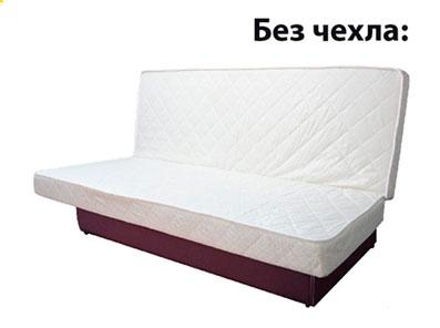 Фото Диван «Чарли-5» ППУ с подлокотниками Матролюкс - sofino.ua