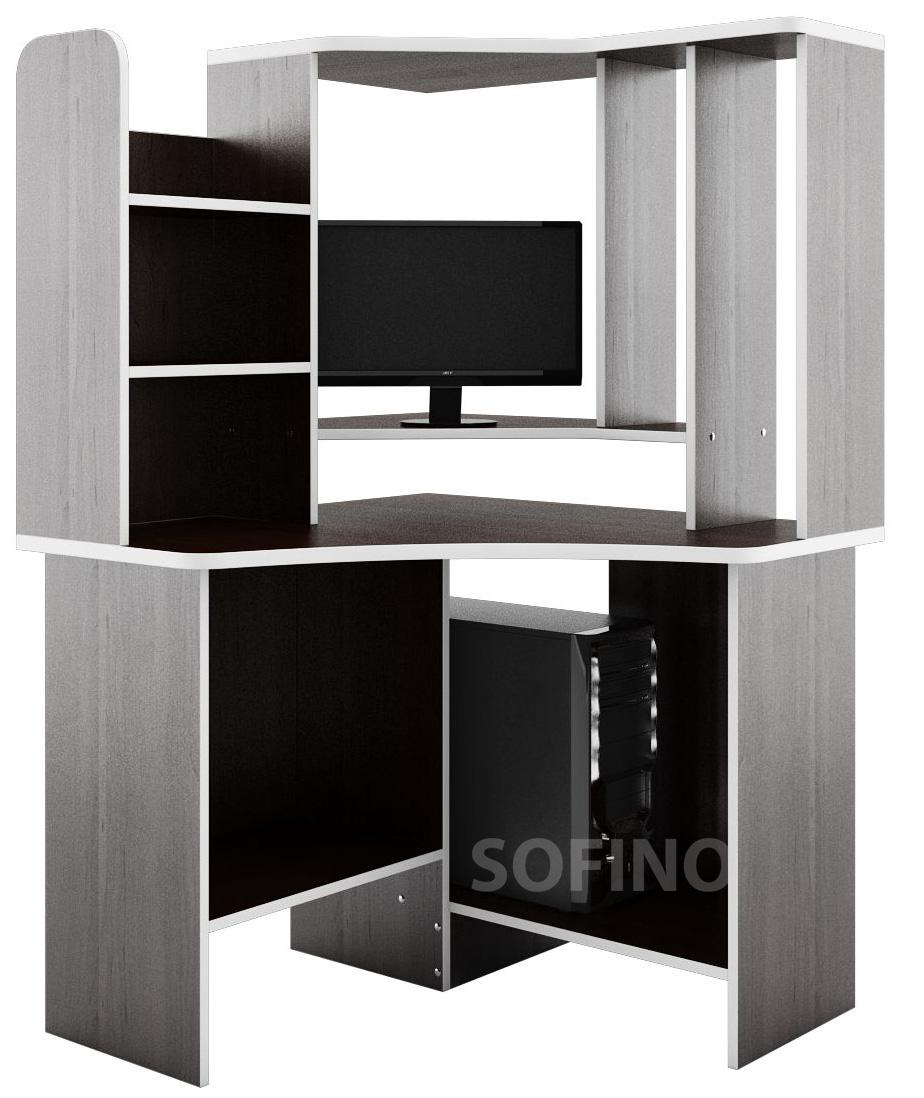 Фото Компьютерный стол «Дионис» NIKA мебель - sofino.ua