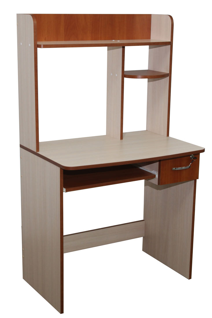 Фото 2 Стол компьютерный «Ириада» | Артикул: 12105 - SOFINO.UA