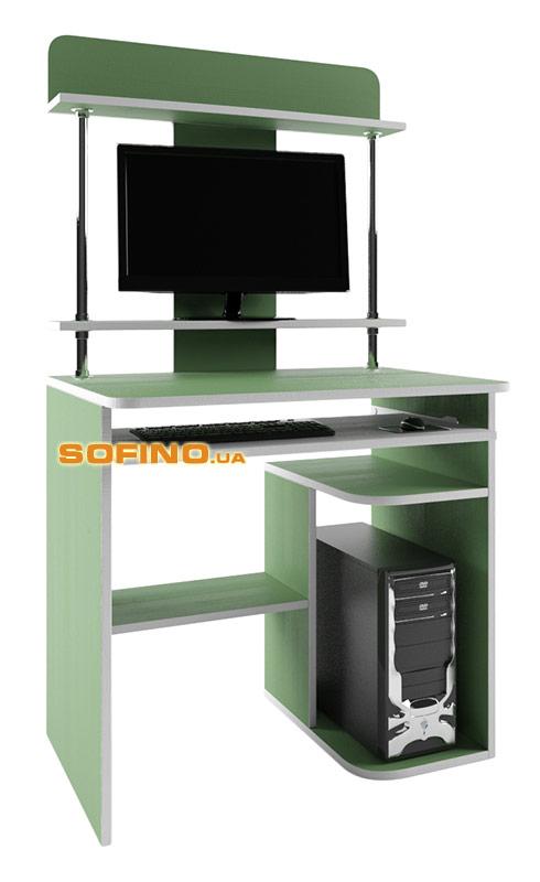 Фото Компьютерный стол «Майа» NIKA мебель - sofino.ua