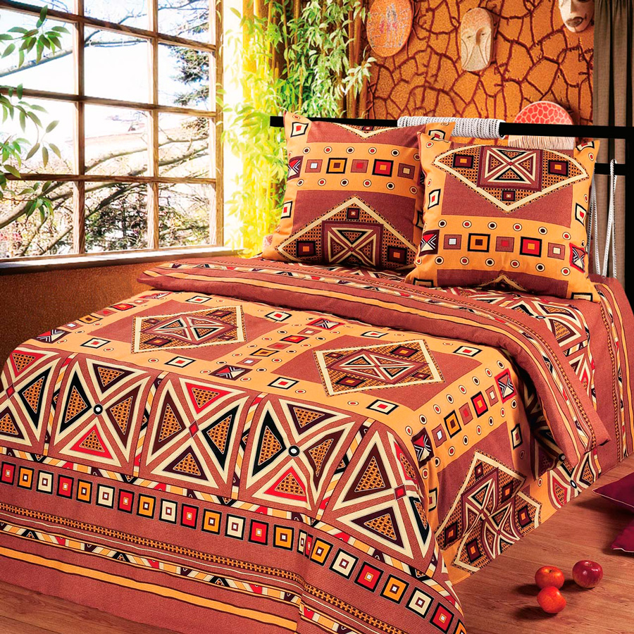 Фото Комплект «Африка» двуспальный Miratex - sofino.ua