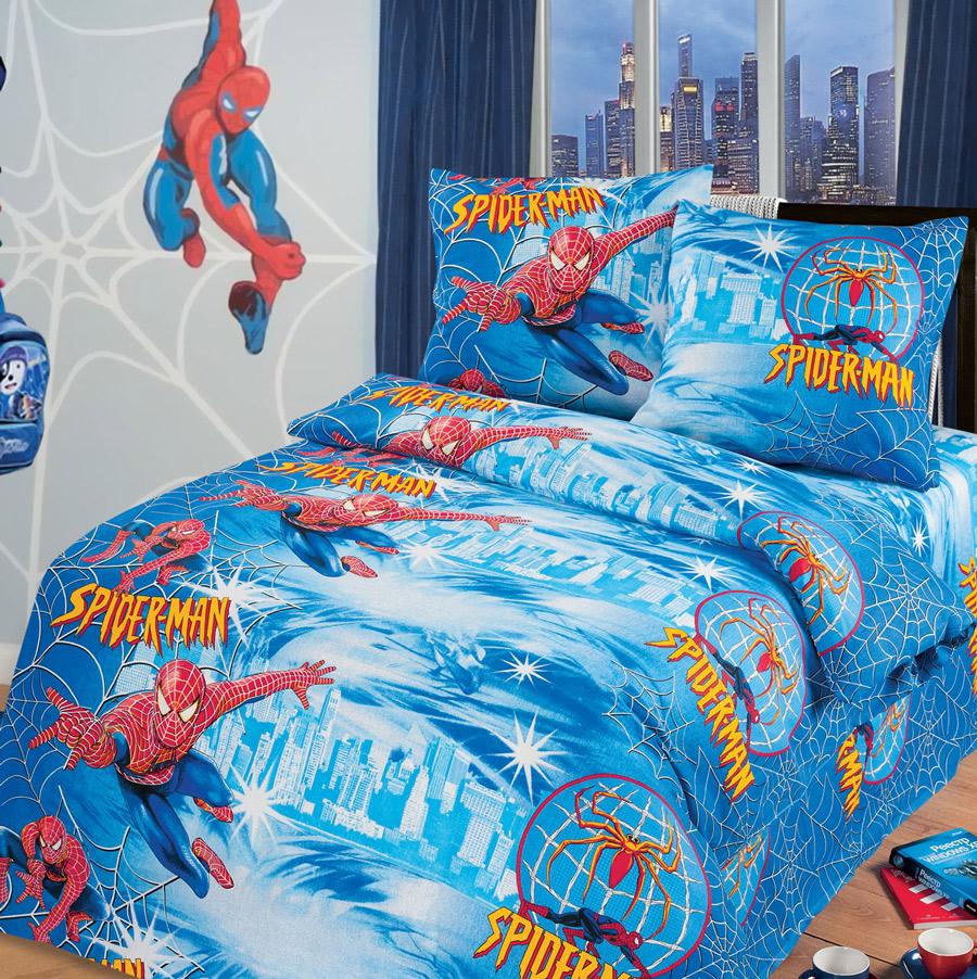 Фото Комплект Teen 160 «Человек-паук» Miratex - sofino.ua