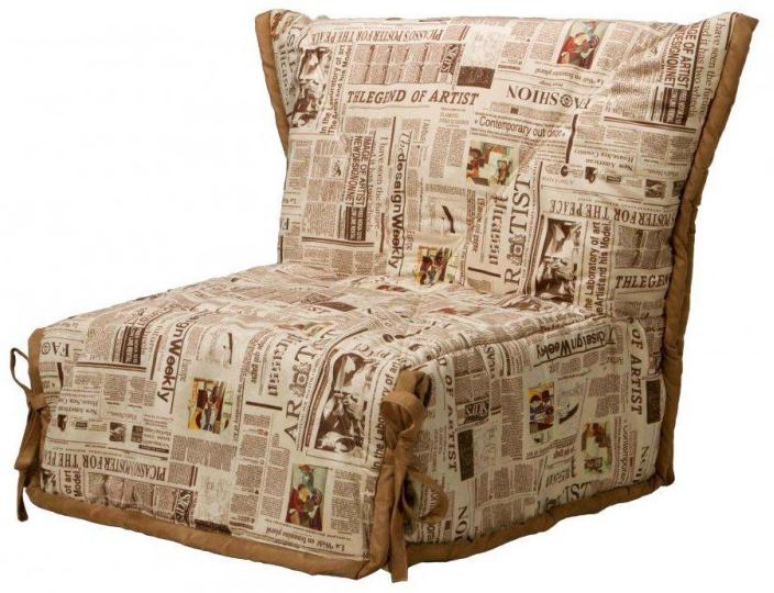 Фото 3 Кресло детское «SMS 0,8» Novelty - sofino.ua