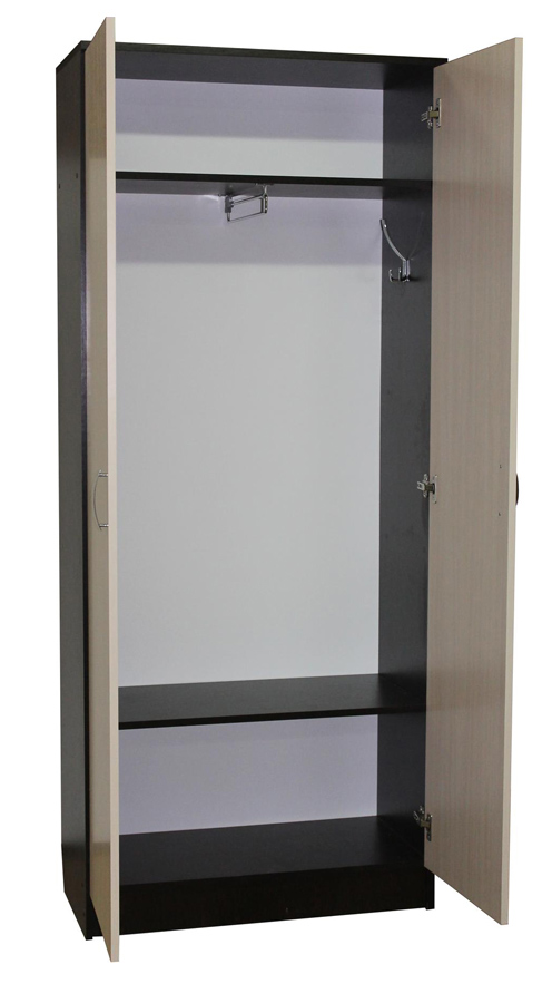 Фото 1 Шкаф для одежды «ОН-22/2» | Артикул: 12216 - SOFINO.UA