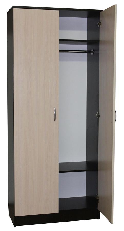 Фото Шкаф для одежды «ОН-23/1» NIKA мебель - sofino.ua