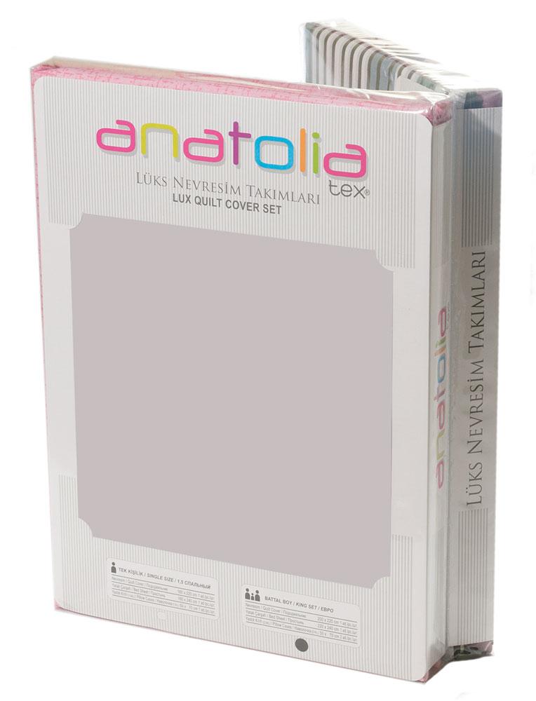 Фото Комплект бязь голд «10512-03» евростандарт Anatolia - sofino.ua