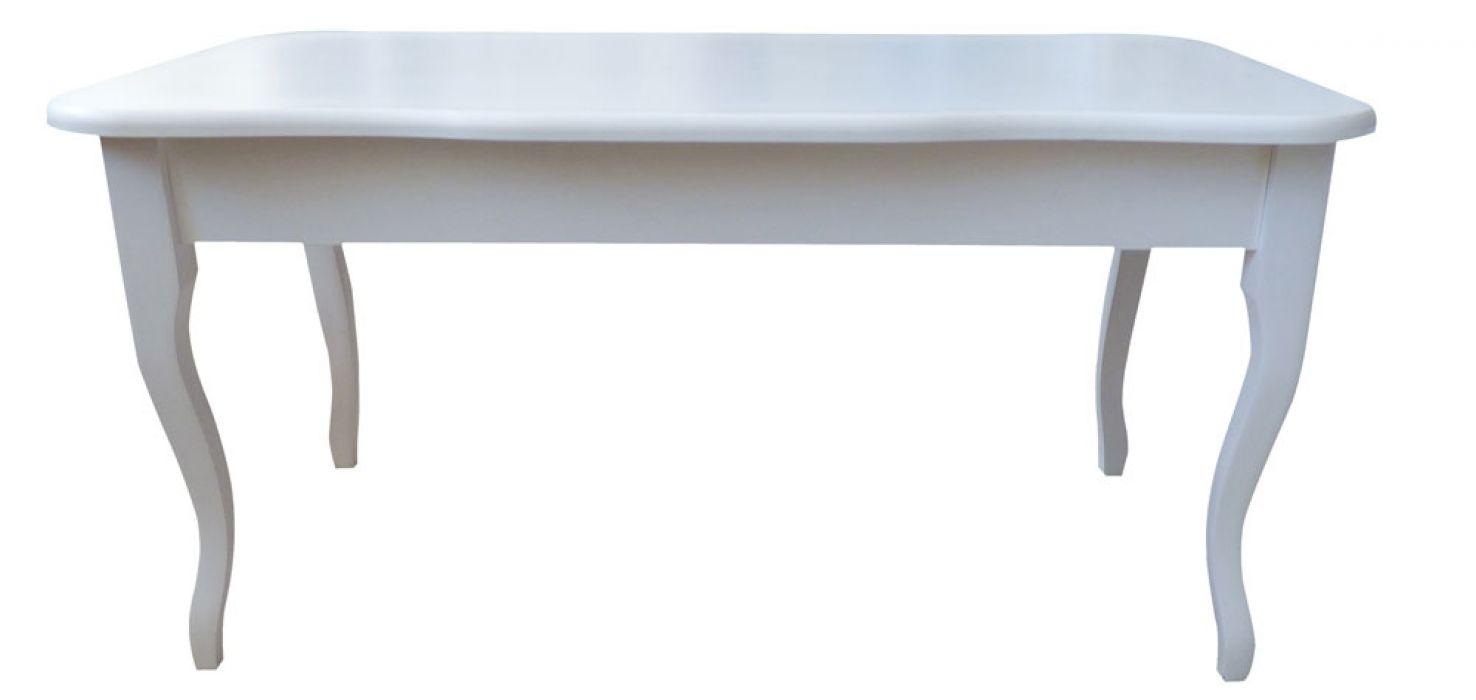 Стол журнальный «Покер-2» белый