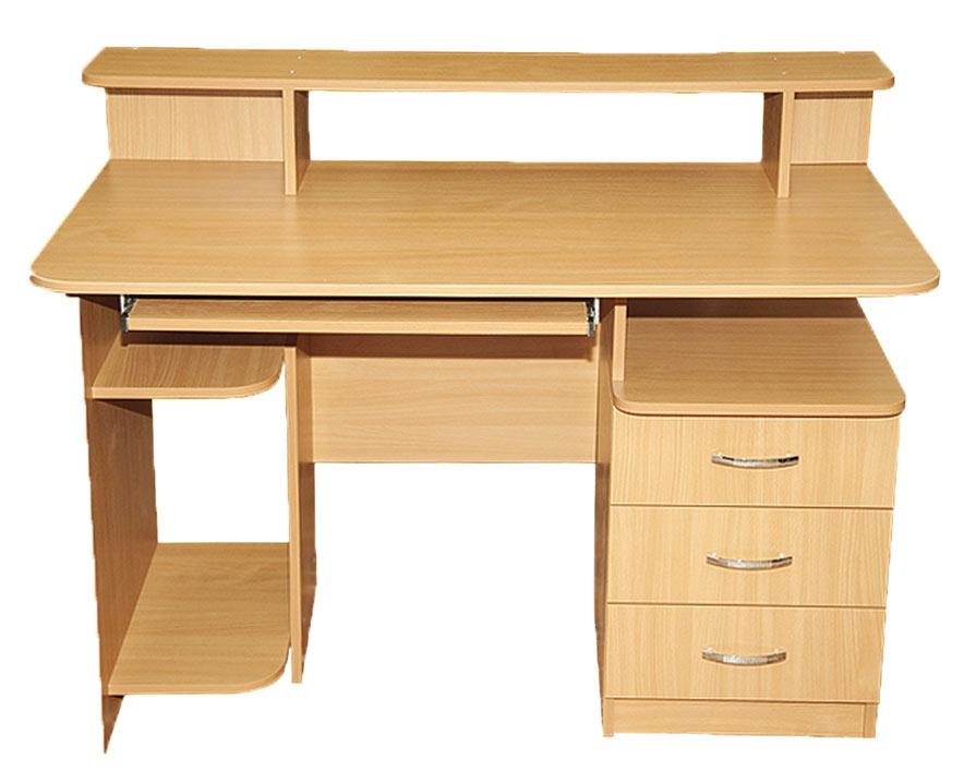 Фото Компьютерный стол «Ника 2» NIKA мебель - sofino.ua