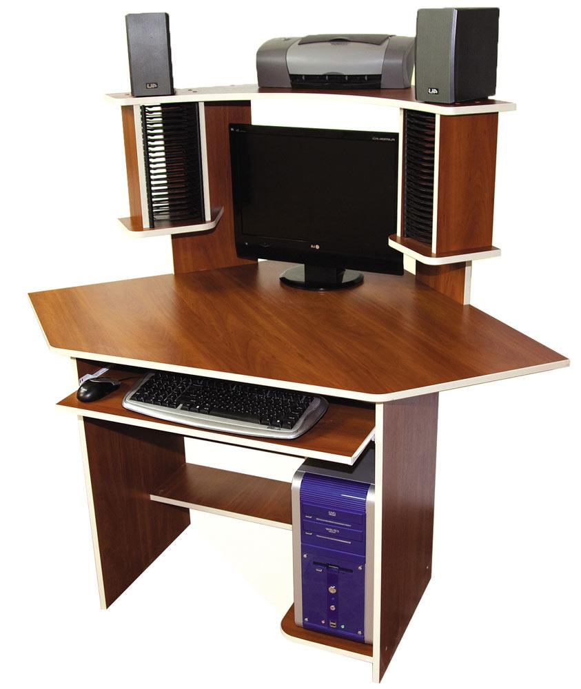 Фото Компьютерный стол «Ника 3» NIKA мебель - sofino.ua