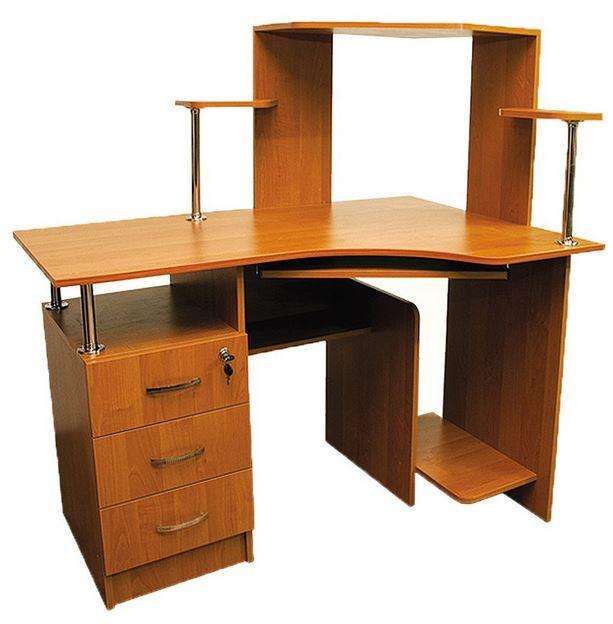 Фото Компьютерный стол «Ника 4» NIKA мебель - sofino.ua