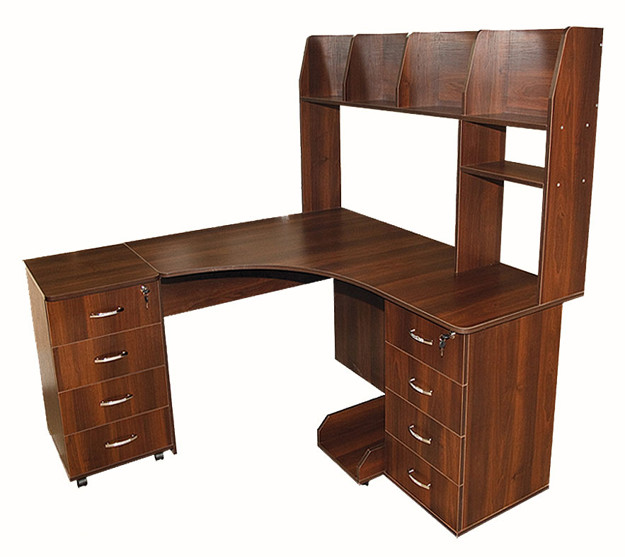 Фото Компьютерный стол «Ника 9» NIKA мебель - sofino.ua