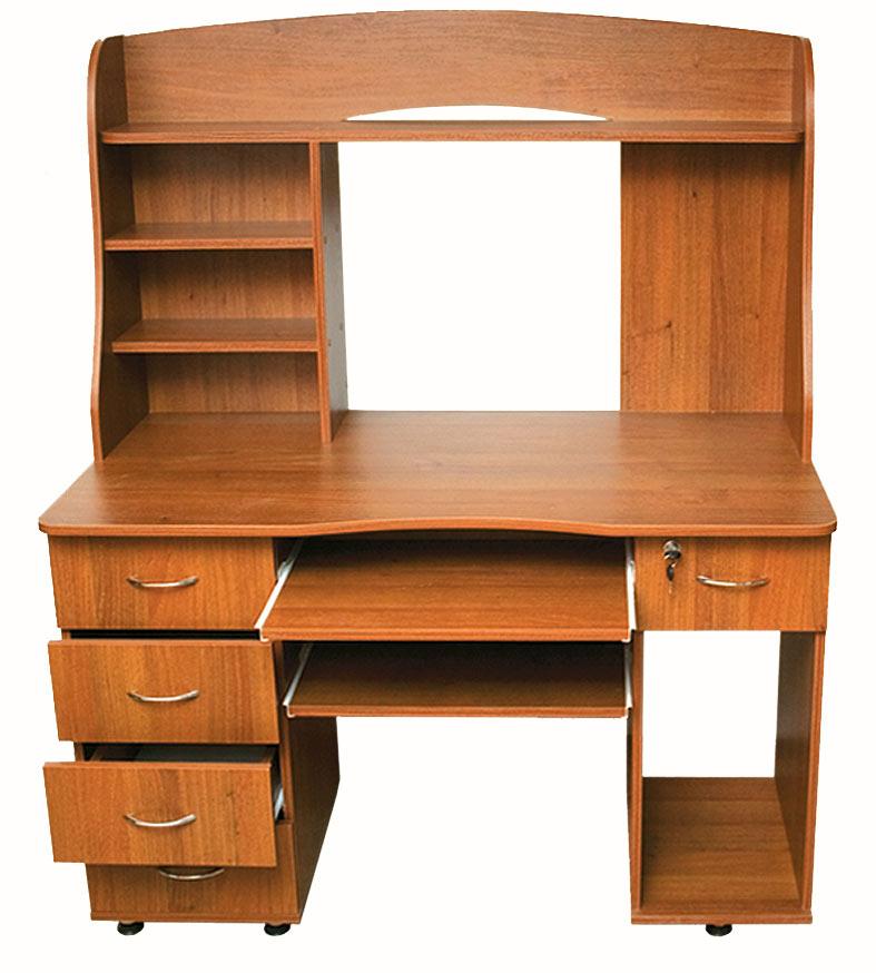 Фото Компьютерный стол «Ника 11» NIKA мебель - sofino.ua
