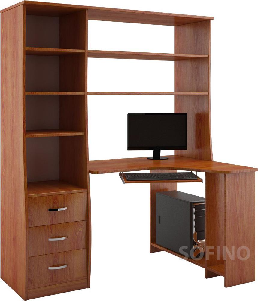 Фото Компьютерный стол «Ника 15» NIKA мебель - sofino.ua