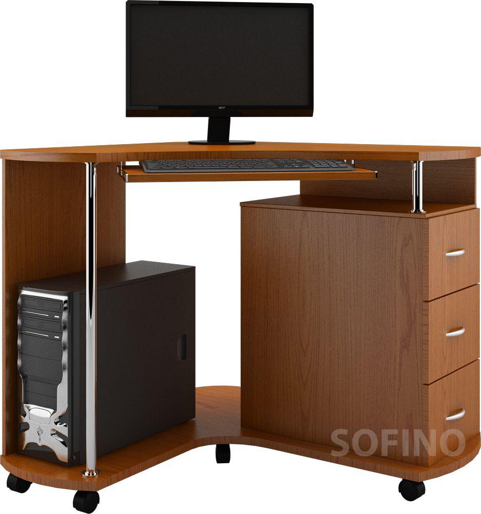 Фото Компьютерный стол «Ника 18» NIKA мебель - sofino.ua