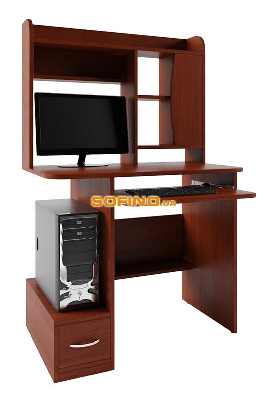 Фото Компьютерный стол «Ника 22» NIKA мебель - sofino.ua