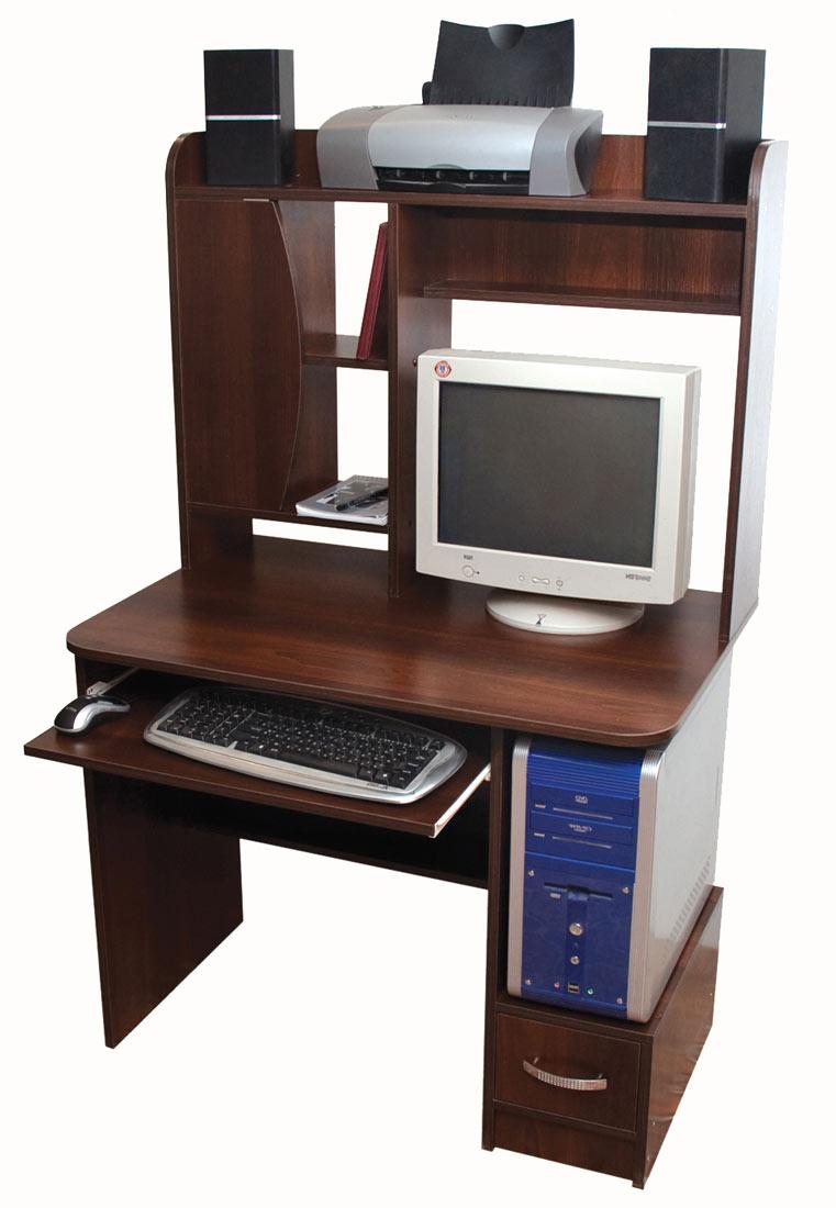 Фото 3 Стол компьютерный «Ника 22» | Артикул: 12908 - SOFINO.UA