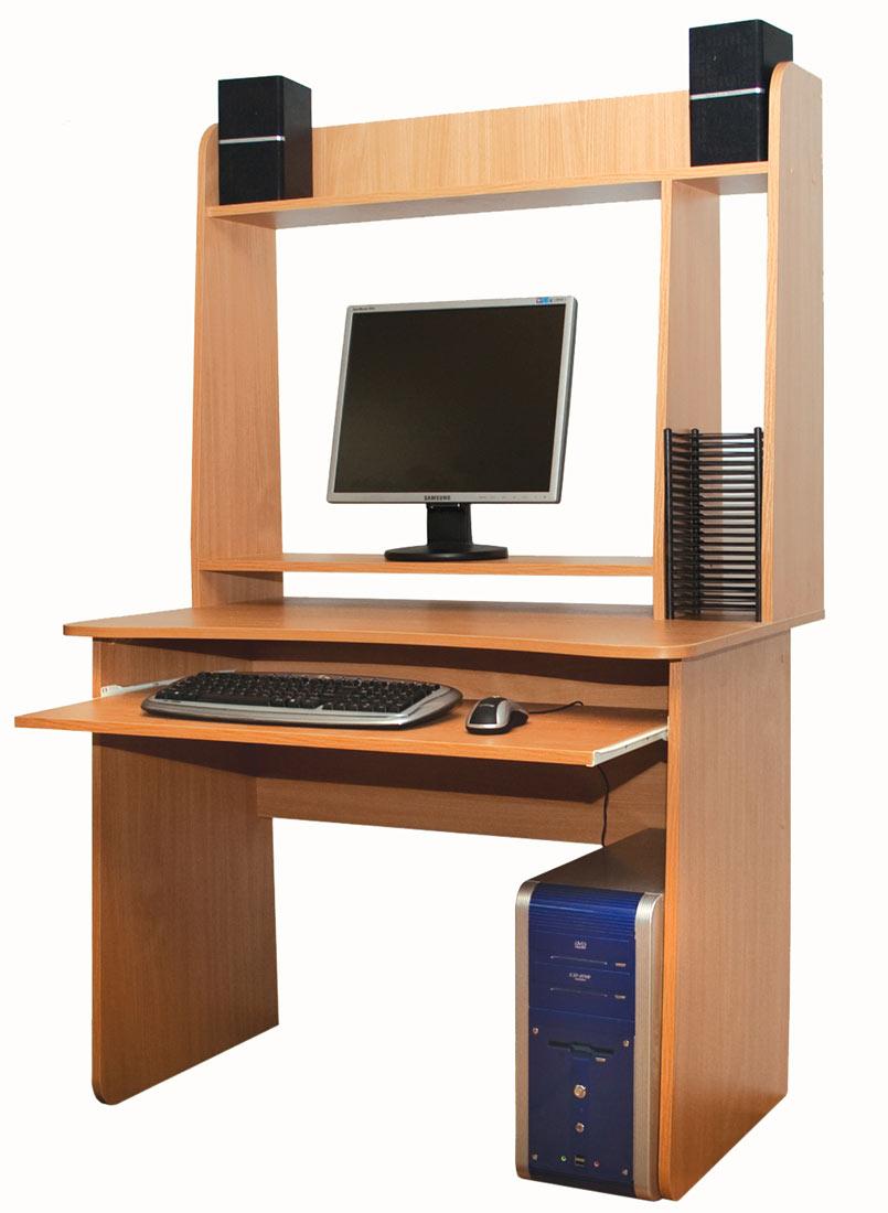 Фото Компьютерный стол «Ника 26» NIKA мебель - sofino.ua