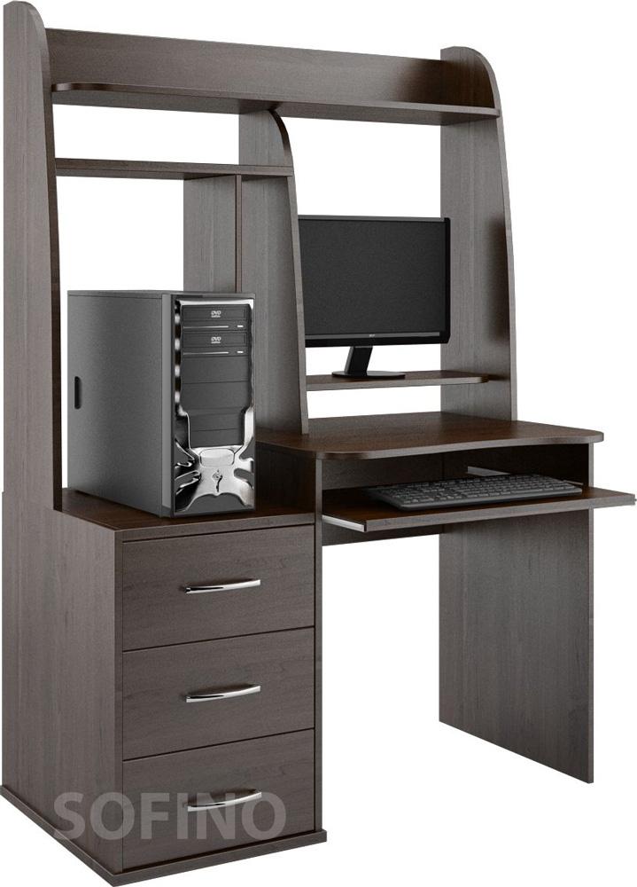 Фото Компьютерный стол «Ника 34» NIKA мебель - sofino.ua