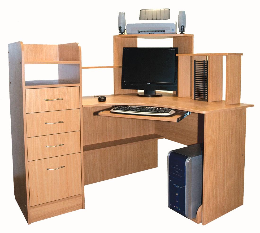 Фото 5 Стол компьютерный «Ника 35» - SOFINO.UA