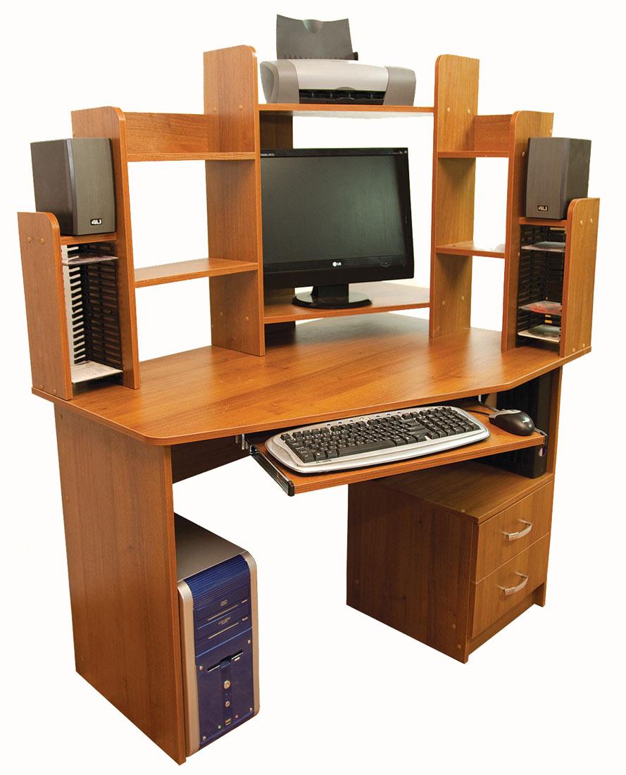Фото Компьютерный стол «Ника 44» NIKA мебель - sofino.ua