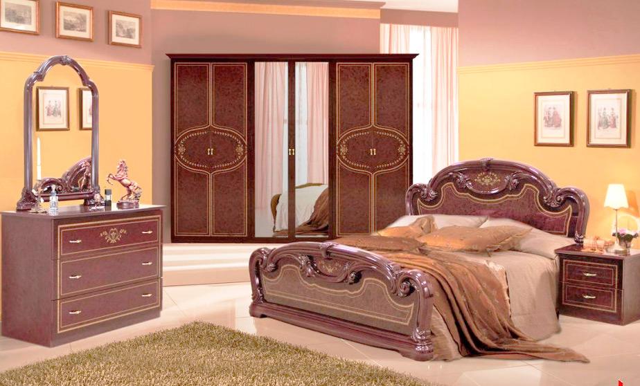 Фото Спальня «Мартина» №133269 - ціна 28 970  - SOFINO.UA