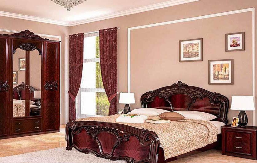 спальня коллекция олимпия купить за 0 грн в софино спальня
