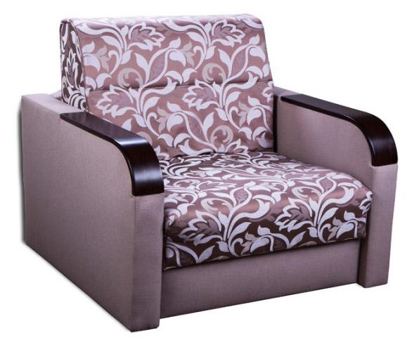 Фото Кресло кровать «Фаворит 0,8» Novelty - sofino.ua
