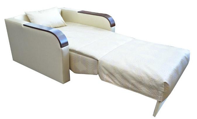 Фото 1 Кресло кровать «Фаворит 0,8» Novelty - sofino.ua