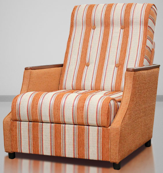 Кресло «Малютка» нераскладн.