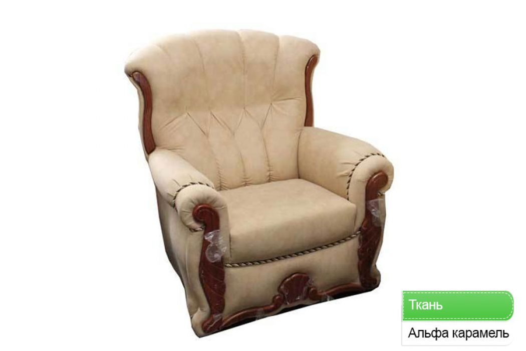Фото 9 Кресло «Роксана» Катунь - SOFINO.UA