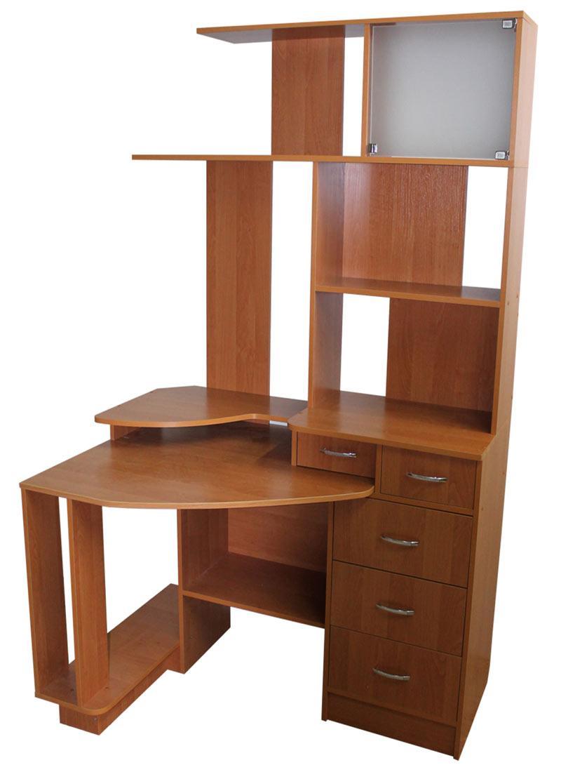 """Компьютерный стол """"гиперион"""" nika мебель купить за 3778 грн."""