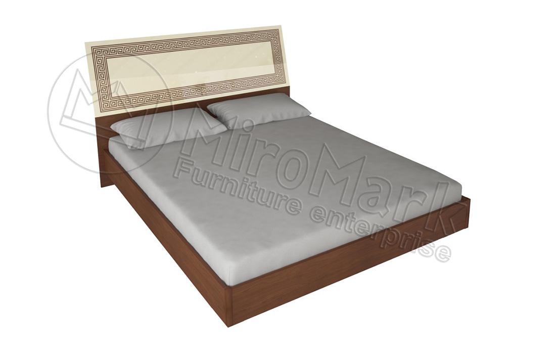 Фото 1 Кровать «Виола» без каркаса 1,6 | Вишня бюзум MiroMark - sofino.ua