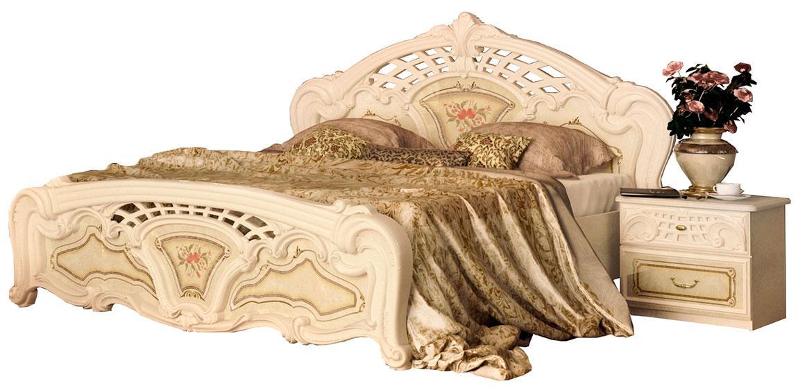 Кровать «Реджина» без каркаса 1,8 | Радика беж