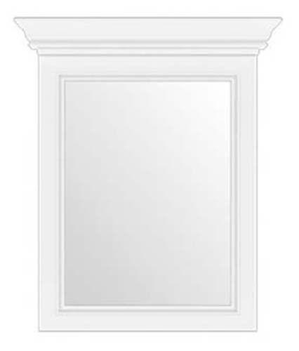 Зеркало 60 «Вайт» | Сосна серебренная