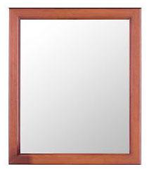 Зеркало GLUS_60 «Нью-Йорк» Яблоня локарно