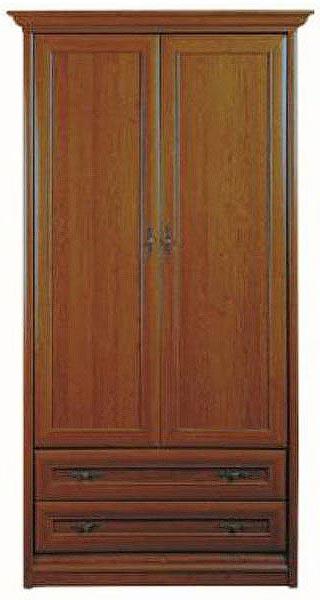 Шкаф 2d/2s «Соната» | Каштан