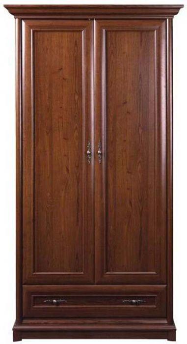 Шкаф 2d/1s «Соната» | Каштан