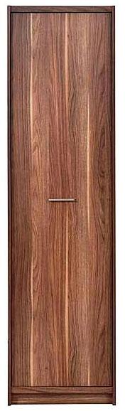 Шкаф для одежды SZF_1D «Опен» Орех калифорнийский