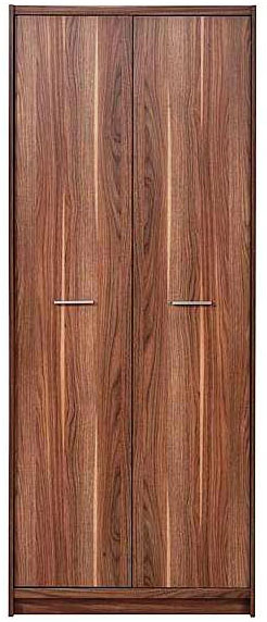 Шкаф для одежды SZF_2D «Опен» Орех калифорнийский