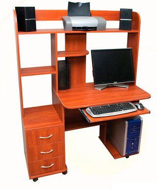 Фото Компьютерный стол «Ника 27» NIKA мебель - sofino.ua
